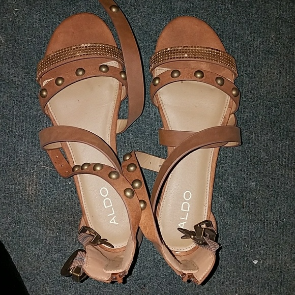 16f7e5f92007 Aldo Shoes - ALDO gladiator style flat sandal